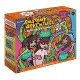 Dr. Bonyfide's Anatomy Adventure Kit, The Lymphatic System: Spleen Getaway