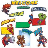 Marvel™ Super Hero Adventure Welcome Bulletin Board Set