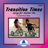 Transition Times–Songs for Movin' On CD