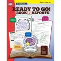 Ready to Go! Book Reports, Grades 5-6