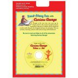 Carry Along Book & CD, Curious George® Takes a Job