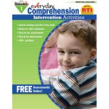 Everyday Intervention Activities for Comprehension, Grade 1