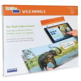 Link4Fun® Book, Wild Animals