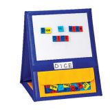 Magnetic Double Sided Tabletop Pocket Chart