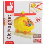 Magnetic Vehicles, Helicopter