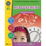 Principles & Standards of Math Task & Drill Worksheets, Measurement, Grades PreK-2