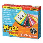 Math in a Flash™ Flash Cards, Subtraction