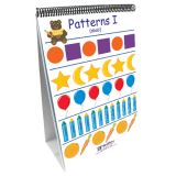 Early Childhood Math Readiness Flip Chart, Patterns & Sorting