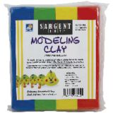 Sargent Art® Modeling Clay, Primary Colors