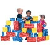 ImagiBricks™ Giant Building Blocks, 40 Piece Set