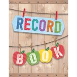 Upcycle Style Record Book
