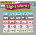 Magnetic Die-Cut Sight Words, 1st 100 Words, Level 1