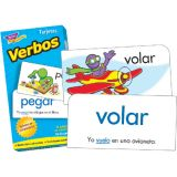 Spanish Verbs Skill Drill Flash Cards