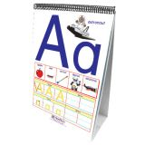Early Childhood ELA Readiness Flip Chart, Alphabet