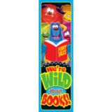 Furry Friends® We're Wild About Books! Bookmarks