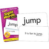 Sight Words Level 2 Flash Cards