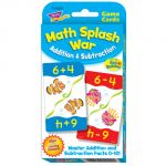 Math Splash War Challenge Cards®