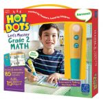 Hot Dots® Jr. Let's Master Math, Grade 2