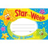 Star of the Week–Way to Shine Recognition Awards