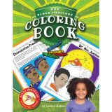 Black Heritage: Celebrating Culture!™, Black Heritage Coloring Book