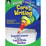 Getting to the Core of Writing, Grade 4