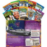 TIME For Kids® Grade 4, Set 2, 10-Book Set, English