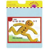 Carry Along Book & CD, Gingerbread Boy