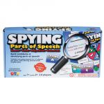 Spying Parts of Speech