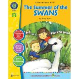 The Summer of the Swans Literature Kit™, Grades 5-6