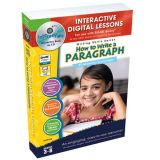 Interactive Whiteboard Lesson Plans, How to Write a Paragraph
