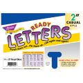 2 Uppercase Casual Solids Ready Letters®, Royal Blue