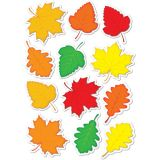 Die-Cut Magnets, Fall Leaves