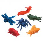 Backyard Bugs™ Counters, Set of 72