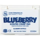 Scented Stamp Pad, Blueberry/Blue