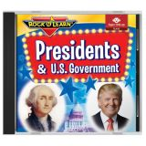 Rock 'N Learn® Presidents & U.S. Government CD