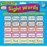 Magnetic Die-Cut Sight Words, 2nd 100 Words, Level 2