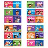 MySELF Readers Set, 1 each of 24 books, Spanish
