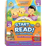 Start to Read!® Early Reading Program, Level 3