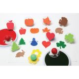 Ready2Learn™ Giant Stampers, Holiday