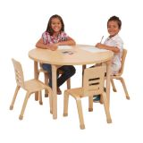 All-Purpose Play & Work Activity Table, 36 Round