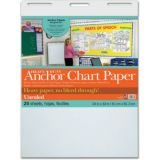 Heavy Duty Anchor Chart Paper, Unruled, 24 x 32