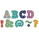 Marquee Magnetic Bold Block Letters, 2