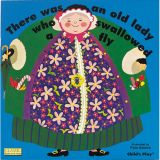 Classic Books-with-Holes Big Book, There Was an Old Lady Who Swallowed a Fly