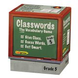 Classwords: The Vocabulary Game, Grade 5