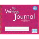 Zaner-Bloser® Writing Journal, Grade 1, Liquid Pink