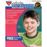 Everyday Intervention Activities for Comprehension, Grade 4