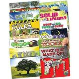 My Science Library, Set of 12, Grades K-1