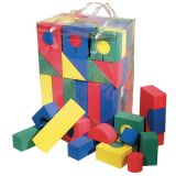WonderFoam® Blocks, 68-piece set