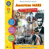 World Conflict Series: American Wars Big Book