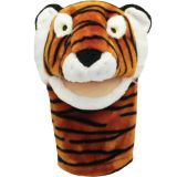 Bigmouth Animal Puppet, Tiger